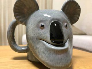 怖い? かわいい? しゃくれすぎた動物のマグカップが気になる!