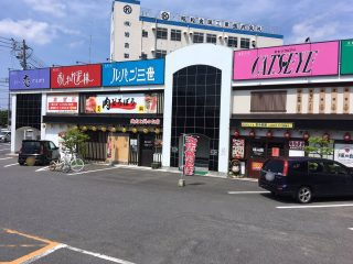 「恋どろぼう」「おしゃれ泥棒」… なぜか泥棒にちなんだ店名のスナックが並ぶ建物を広島で発見!