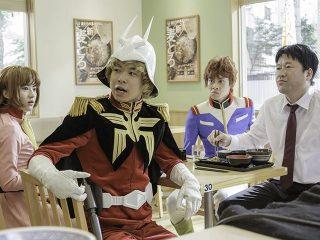佐藤二朗が吉野家でアムロやシャアと遭遇?福田雄一監督による「麦とろ牛皿御膳」Web限定CMが公開中
