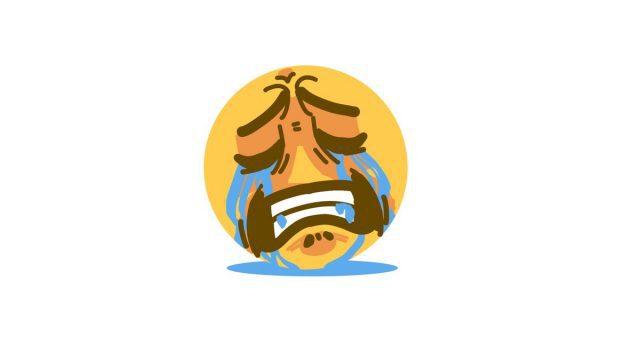 みんなこういう顔で泣くよねオタクが感情を全力で表した時の顔文字