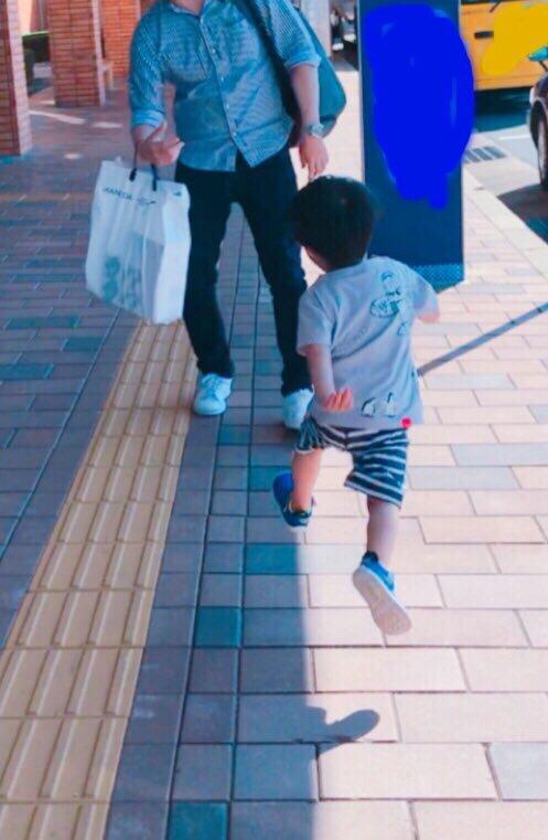 父と息子の再会