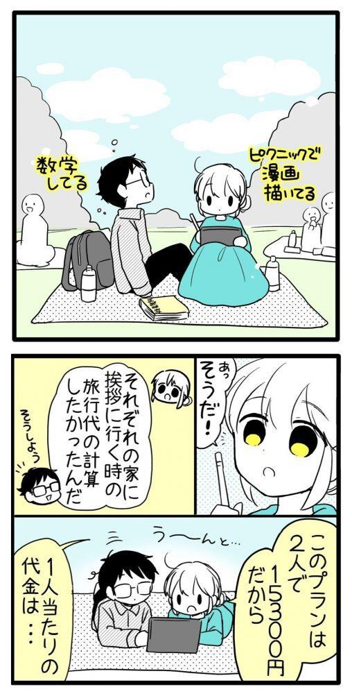 ことり野デス子さんの漫画