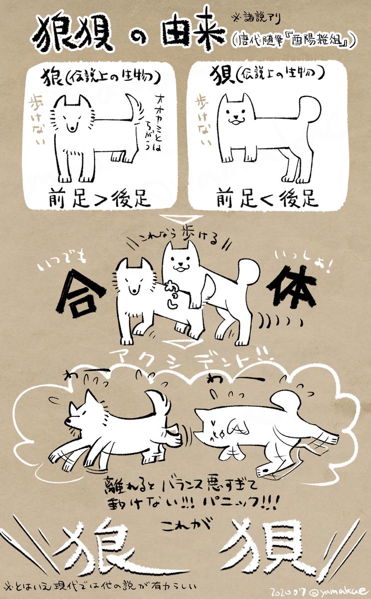 山口カエさんのイラスト