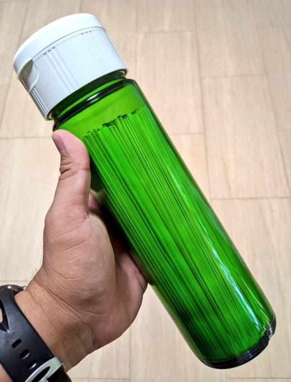 チョーヤ梅酒の瓶