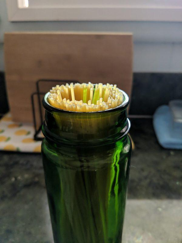 パスタボトル