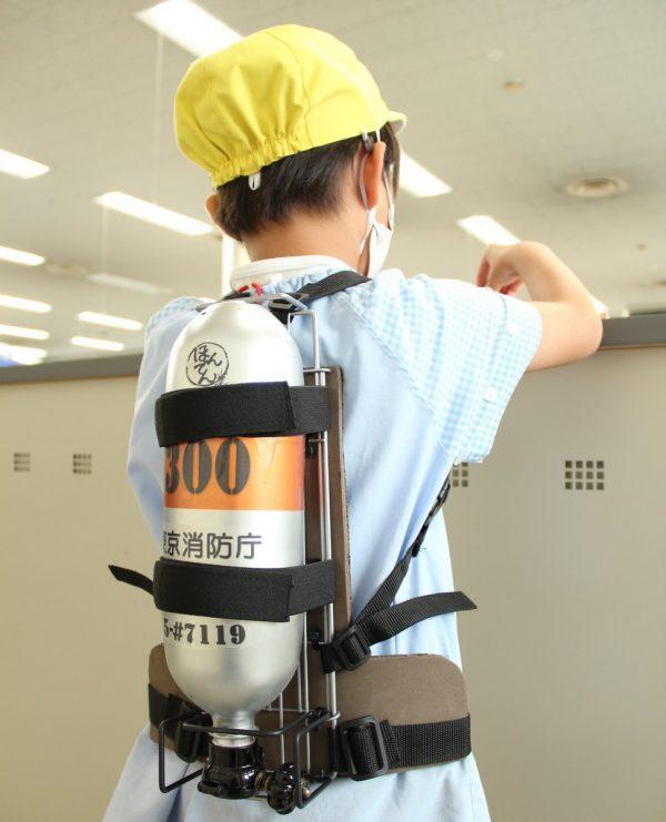 ミニ空気呼吸器